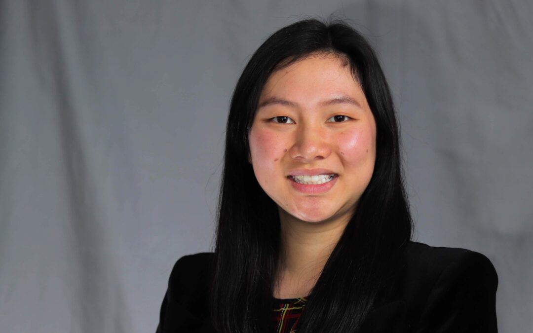 Meet Christine Zhou, Summer Intern at Flourishing Work LLC
