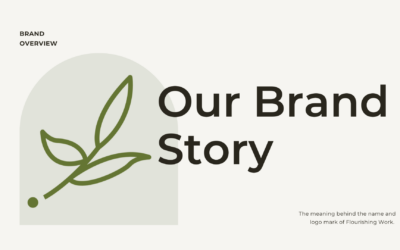 Our Brand Story